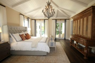Panele tapicerowane sposobem na piękne wnętrze naszej sypialni