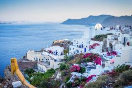 domy w grecji