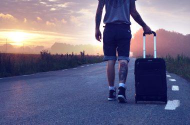 walizka na kółkach duża