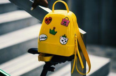 plecak dla przedszkola