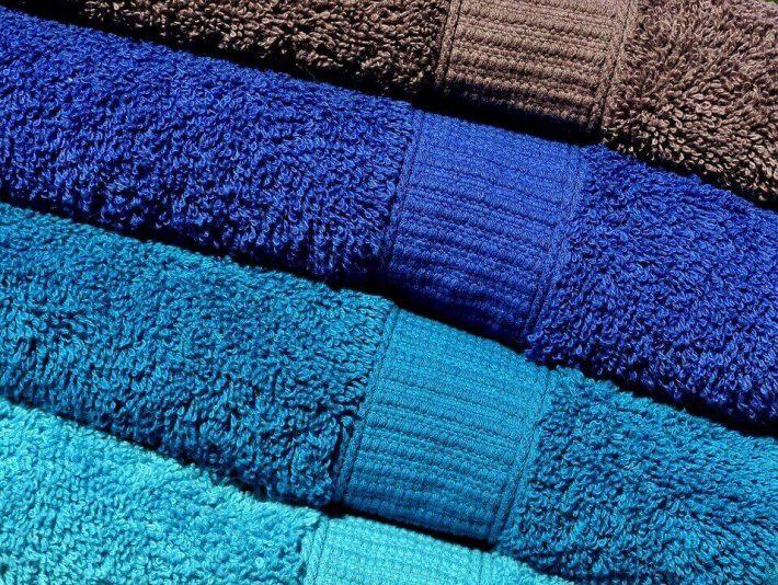 sportowe ręczniki z mikrofibry