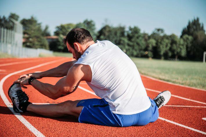 stretching przed treningiem