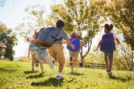 plecak szkolny w góry