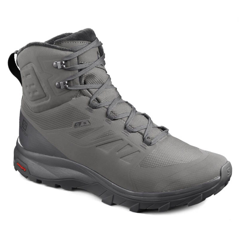 zimowe buty trekkingowe salomon