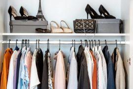 przechowywanie ubrań w szafie porady