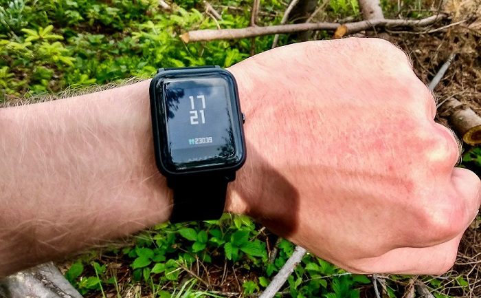Szkoło smartwatch Xiaomi